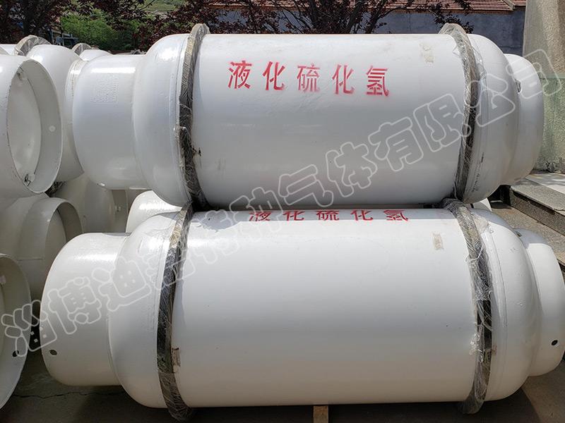 液化硫化氢880L